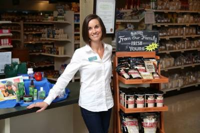 Erin Roush, Owner of Freshlife