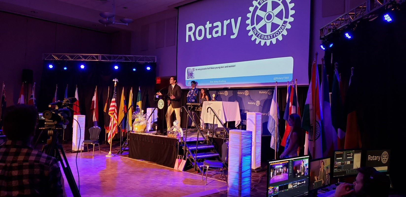 Rotary Youth Exchange 2019
